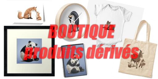 Boutique redbubble produits