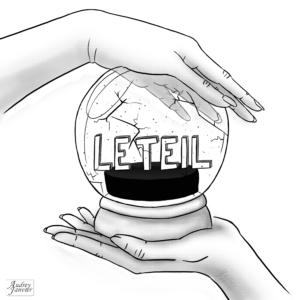 Illustration homme Le teil Rochemaure Viviers Ardeche Drome Montelimar Séisme Tremblement de terre soutien solidarité