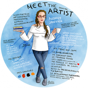 illustration meet the artist