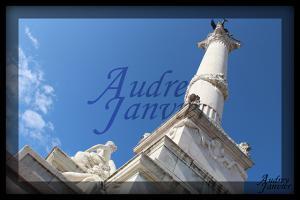 Quinquonces Statue05 Bordeaux©Photos Audrey Janvier
