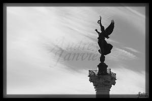 Quinquonces Statue12 Bordeaux©Photos Audrey Janvier