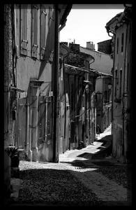 Rochemaure Village©Photo Audrey Janvier