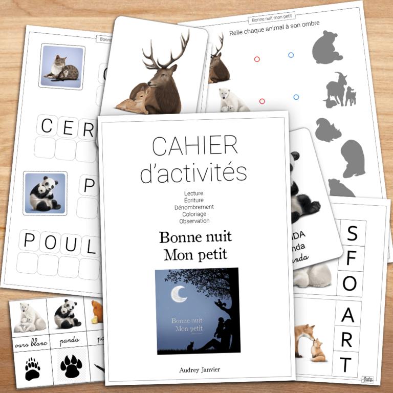 Cahier-Activités_BonneNuitMonPetit_Audrey-Janvier-Promo