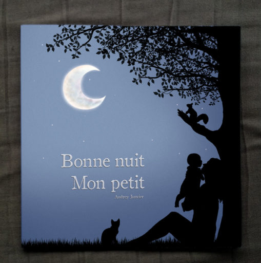Livre-Bonne-Nuit-Mon-Petit-Audrey-Janvier