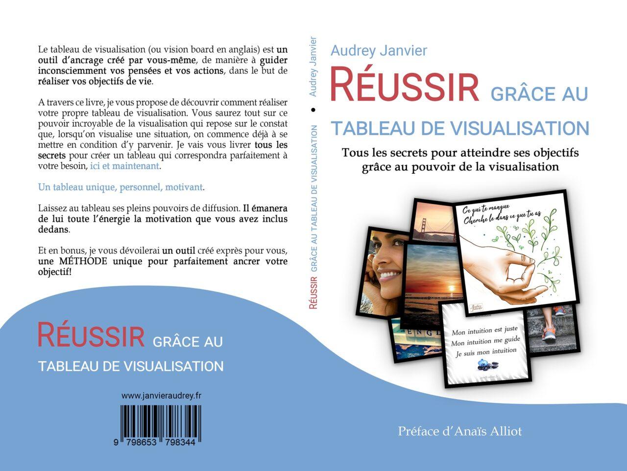 Couverture du Livre Reussir Grace Au Tableau De Visualisation-web