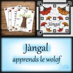 Pinterest Tableau Jàngal pour apprendre la langue Wolof