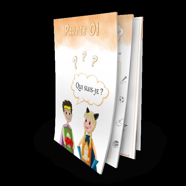 Cahier Confiance en Soi de Grandir Zen Partie 01
