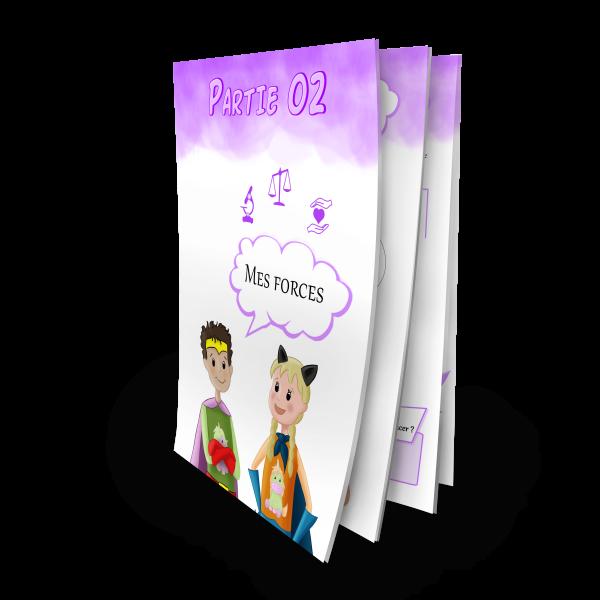 Cahier Confiance en Soi de Grandir Zen Partie 02