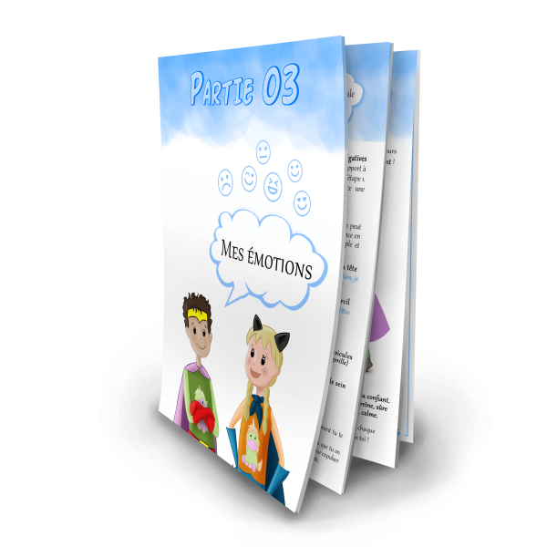 Cahier Confiance en Soi de Grandir Zen Partie 03