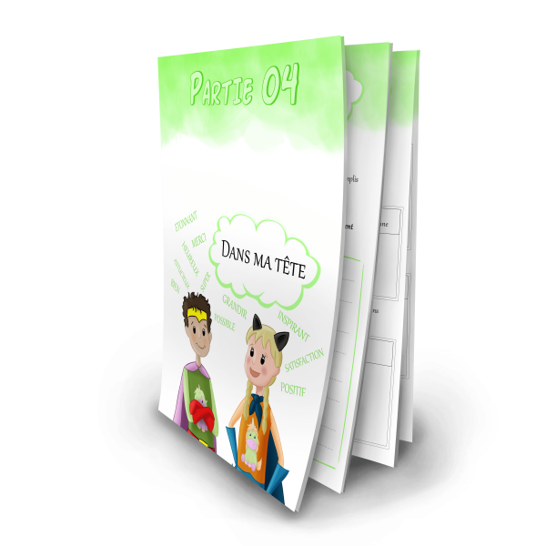 Cahier Confiance en Soi de Grandir Zen Partie 04