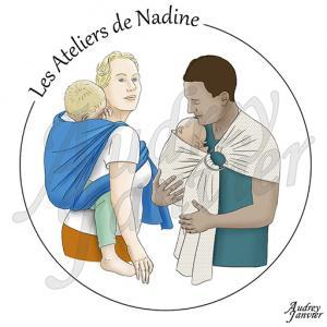 Logo Les Ateliers de Nadine