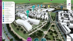 atlantech La Rochelle Image de Synthèse 3D infographie Audrey Janvier