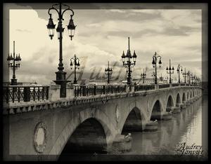 Pont de Pierre Bordeaux©Photos Audrey Janvier
